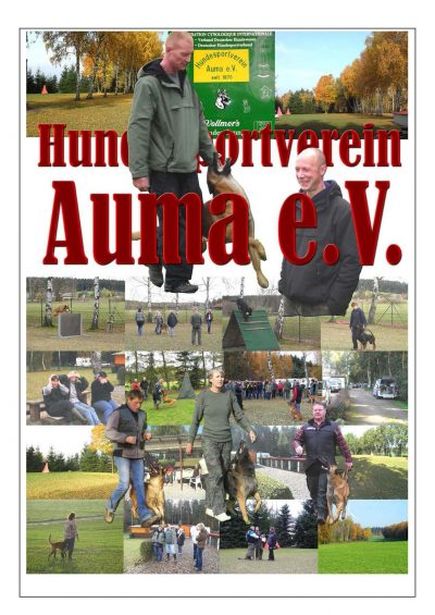Nordenstamm & Dogsport in East Germany
