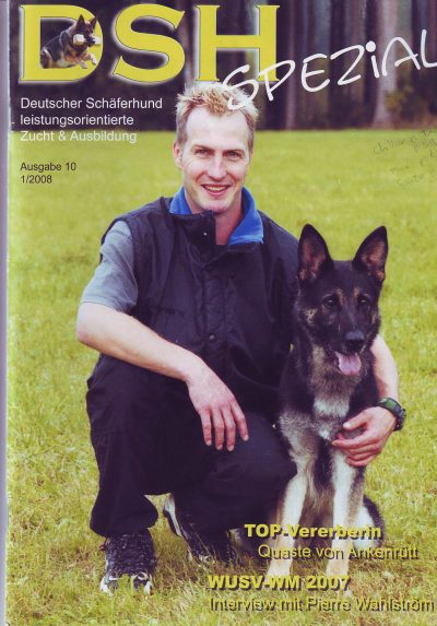 Quaste v. Ankenrütt article_Gebrauchshund